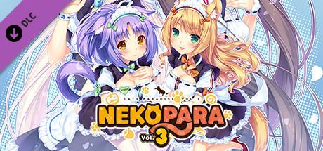 Купить NEKOPARA Vol. 3 - Artbook (DLC)