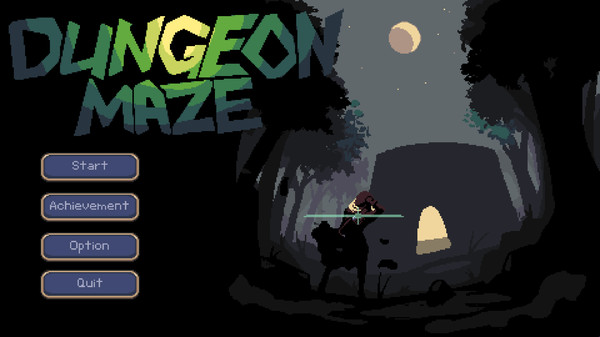 Screenshot of Dungeon Maze