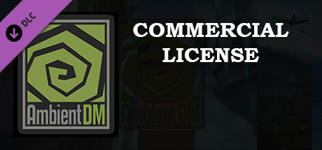 Купить Ambient DM DLC - Commercial License