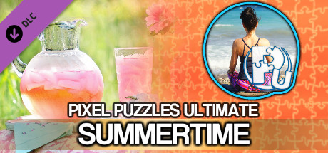 Jigsaw Puzzle Pack - Pixel Puzzles Ultimate: Summertime