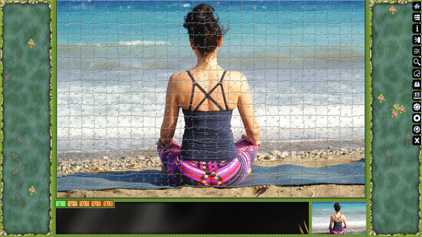 Jigsaw Puzzle Pack - Pixel Puzzles Ultimate: Summertime (DLC)