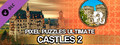 Jigsaw Puzzle Pack - Pixel Puzzles Ultimate: Castles 2