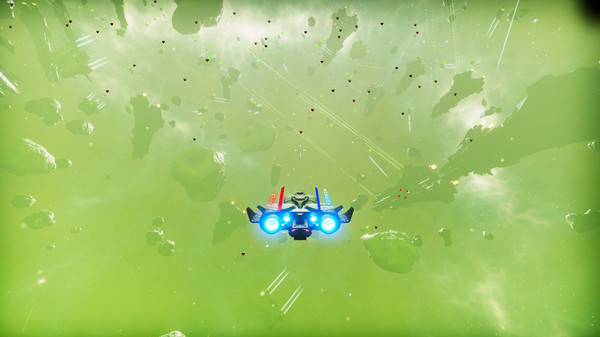 Space Mercs
