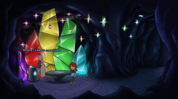 Aurora: The Lost Medallion Episode I