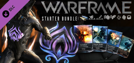Warframe: Starter Bundle