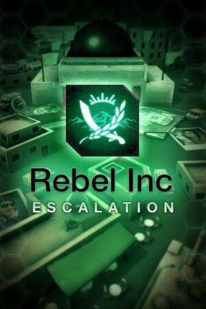 Rebel Inc: Escalation poster image on Steam Backlog