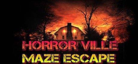 Horror Ville Maze Escape