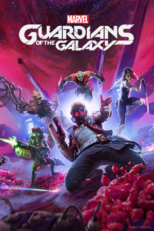 Marvel's Guardians of the Galaxy poster image on Steam Backlog