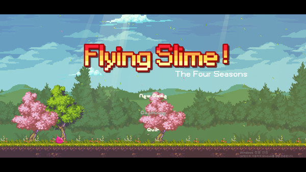 Flying Slime!
