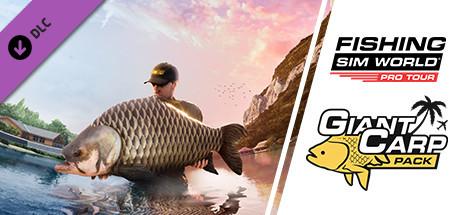 Купить Fishing Sim World®: Pro Tour - Giant Carp Pack (DLC)
