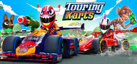 Touring Karts [PT-BR] Capa