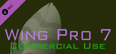 Купить Wing Pro 7 - Commercial Use Upgrade (DLC)