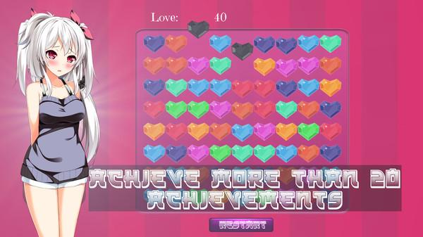 YUNA: Sugar hearts and Love - New Love (DLC)