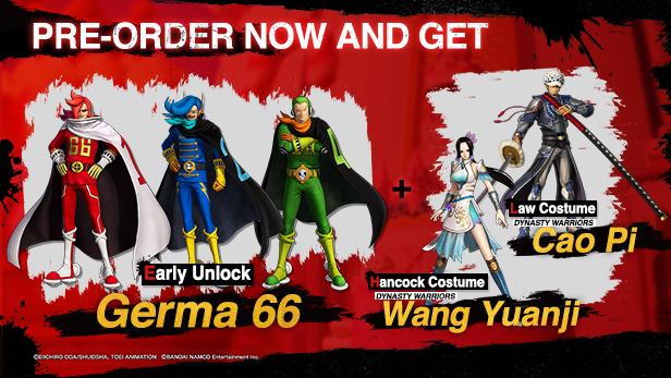 Disponible la reserva de One Piece: Pirate Warriors 4 en Xbox One para sus dos ediciones 2