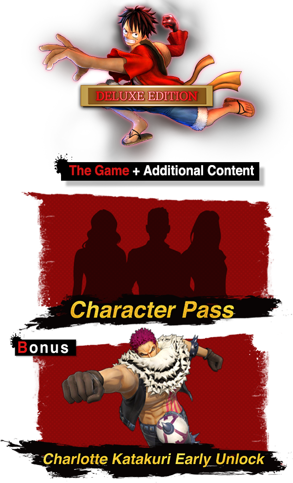 Disponible la reserva de One Piece: Pirate Warriors 4 en Xbox One para sus dos ediciones 3