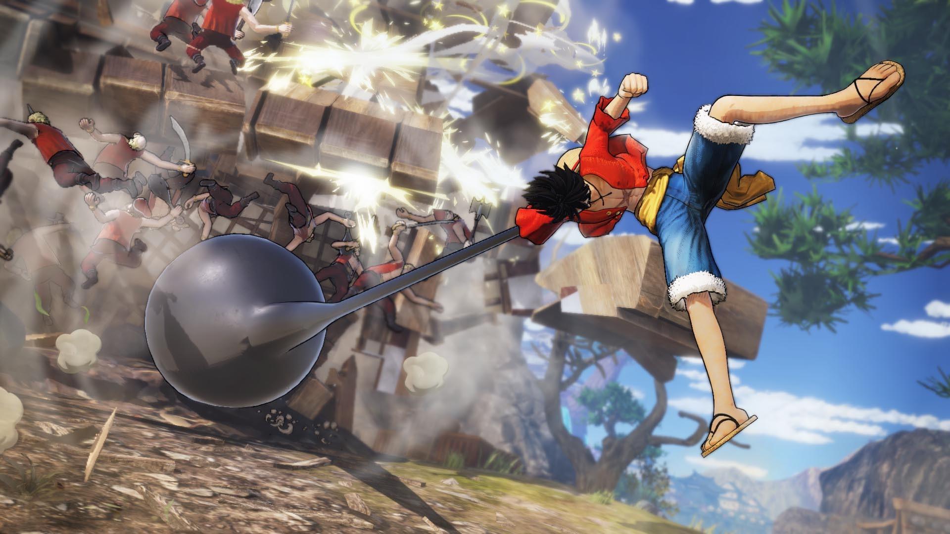 One Piece Pirate Warriors 4 Oyun İncelemesi