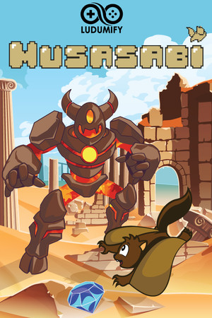 Musasabi poster image on Steam Backlog