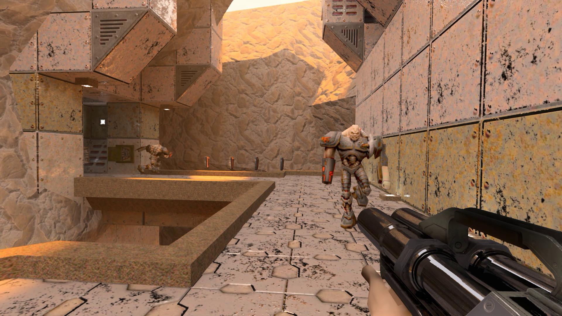 Quake II RTX on Steam