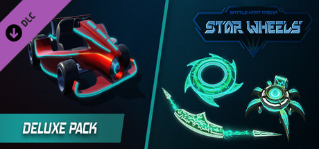 Купить StarWheels - Deluxe Pack (DLC)