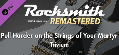 "Купить Rocksmith® 2014 Edition – Remastered – Trivium - ""Pull Harder on the Strings of Your Martyr"" (DLC)"