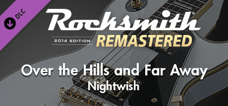 "Купить Rocksmith® 2014 Edition – Remastered – Nightwish - ""Over the Hills and Far Away"" (DLC)"