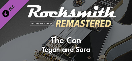 "Купить Rocksmith® 2014 Edition – Remastered – Tegan and Sara - ""The Con"" (DLC)"