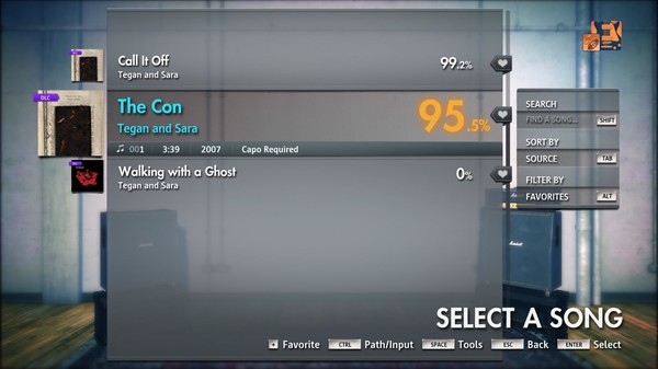 "Rocksmith® 2014 Edition – Remastered – Tegan and Sara - ""The Con"" (DLC)"