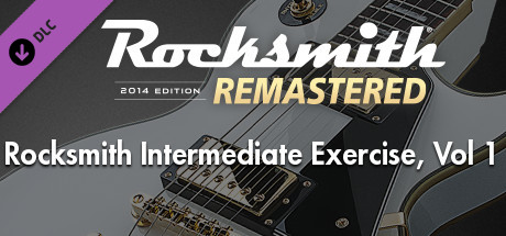 Rocksmith® 2014 Edition – Remastered – Rocksmith Intermediate Exercises Vol. 1