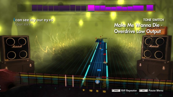 "Rocksmith® 2014 Edition – Remastered – The Pretty Reckless - ""Make Me Wanna Die"" (DLC)"