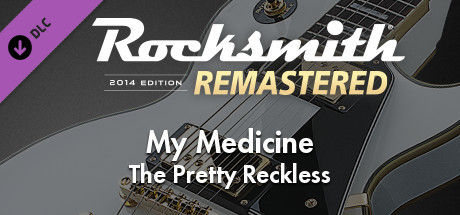 "Купить Rocksmith® 2014 Edition – Remastered – The Pretty Reckless - ""My Medicine"" (DLC)"