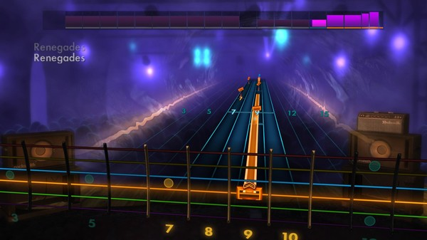 Скриншот №4 к Rocksmith® 2014 Edition – Remastered – Indie Rock Song Pack