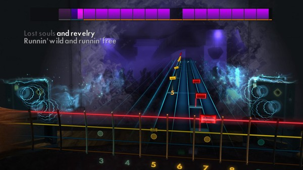 "Скриншот №2 к Rocksmith® 2014 Edition – Remastered – X Ambassadors - ""Renegades"""