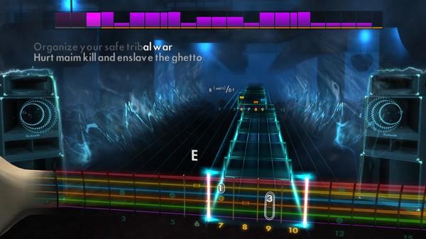 Скриншот №5 к Rocksmith® 2014 Edition – Remastered – Manic Street Preachers Song Pack