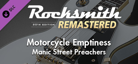 "Купить Rocksmith® 2014 Edition – Remastered – Manic Street Preachers - ""Motorcycle Emptiness"" (DLC)"
