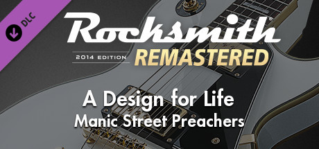 "Купить Rocksmith® 2014 Edition – Remastered – Manic Street Preachers - ""A Design for Life"" (DLC)"