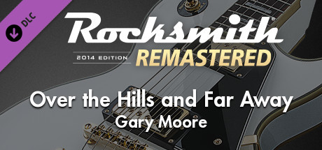 "Rocksmith® 2014 Edition – Remastered – Gary Moore - ""Over the Hills and Far Away"""