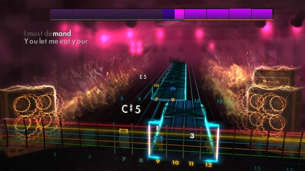 """Скриншот №2 к Rocksmith® 2014 Edition – Remastered – Bloodhound Gang - """"The Ballad of Chasey Lain"""""""