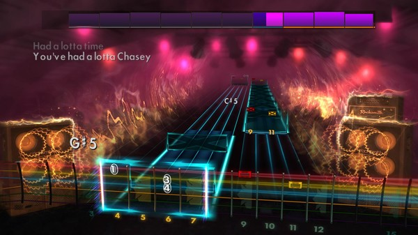 """Скриншот №4 к Rocksmith® 2014 Edition – Remastered – Bloodhound Gang - """"The Ballad of Chasey Lain"""""""