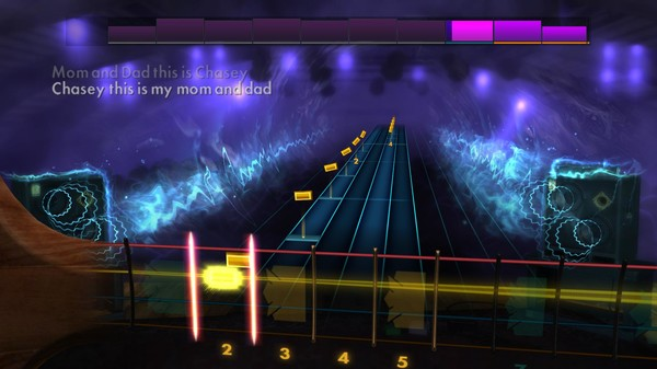 """Скриншот №1 к Rocksmith® 2014 Edition – Remastered – Bloodhound Gang - """"The Ballad of Chasey Lain"""""""