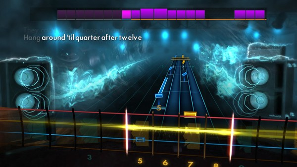 "Скриншот №5 к Rocksmith® 2014 Edition – Remastered – The Go-Gos - ""We Got the Beat"""