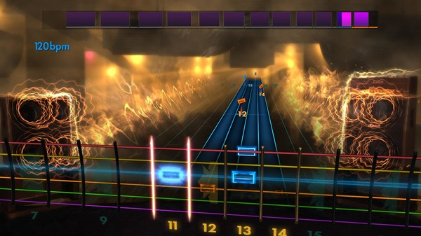 Скриншот №3 к Rocksmith® 2014 Edition – Remastered – Rocksmith Easy Exercises Vol. 2