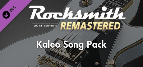 Rocksmith® 2014 Edition – Remastered – Kaleo Song Pack