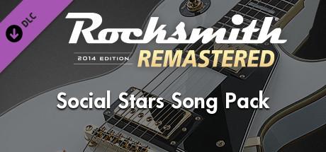 Rocksmith® 2014 Edition – Remastered – Social Stars Song Pack