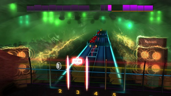 Скриншот №2 к Rocksmith® 2014 Edition – Remastered – Social Stars Song Pack