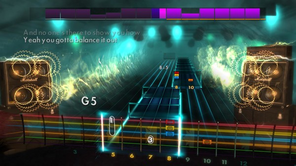 """Скриншот №5 к Rocksmith® 2014 Edition – Remastered – Set The Charge - """"Everything But Me"""""""