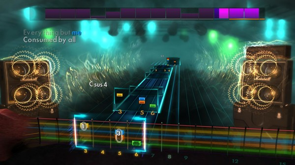 """Скриншот №2 к Rocksmith® 2014 Edition – Remastered – Set The Charge - """"Everything But Me"""""""