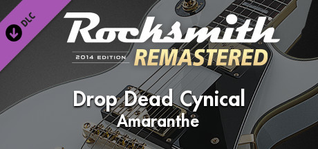 "Rocksmith® 2014 Edition – Remastered – Amaranthe – ""Drop Dead Cynical"""