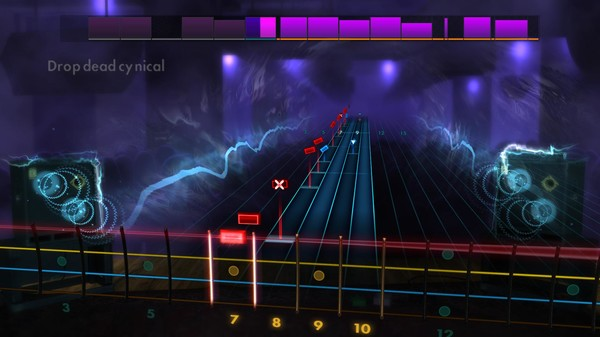 "Скриншот №3 к Rocksmith® 2014 Edition – Remastered – Amaranthe - ""Drop Dead Cynical"""