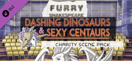 Купить Furry Shakespeare: Dashing Dinosaurs & Sexy Centaurs: Charity Scene Pack (DLC)