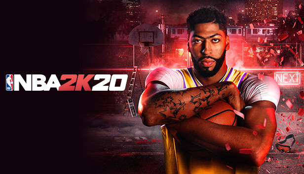 Game Basket NBA 2K20